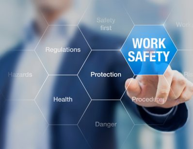 Occupational health and safety audits